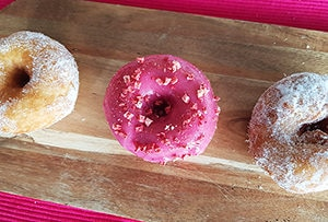 low protein doughnuts